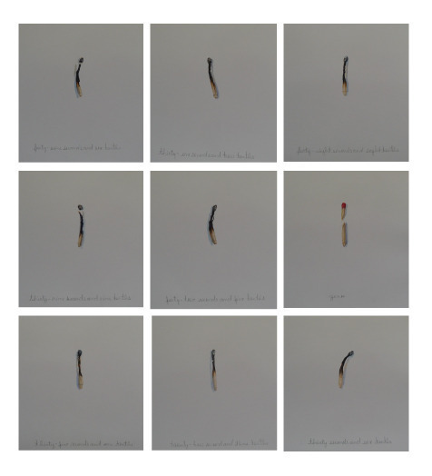 """, '""""5 minutos de luz"""",' 2014, DConcept Escritório de Arte"""