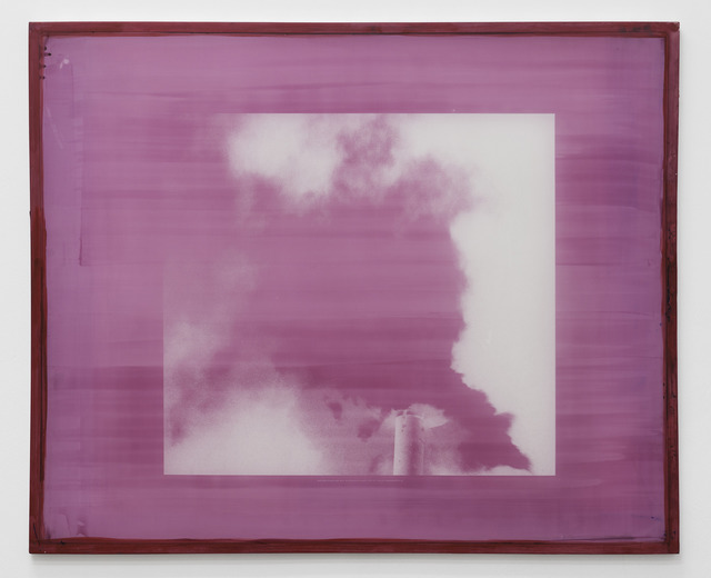 , 'Smoke Screen,' 2013, Simone Subal