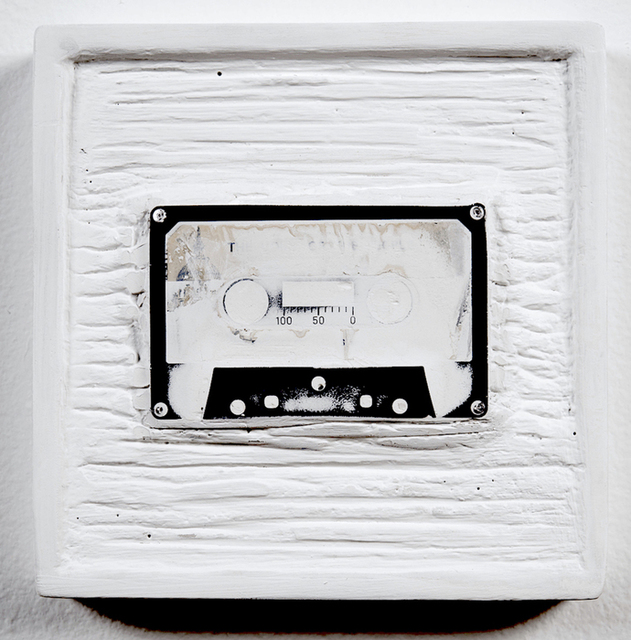 , 'Cassettes #1 black,' 2016, Dab Art