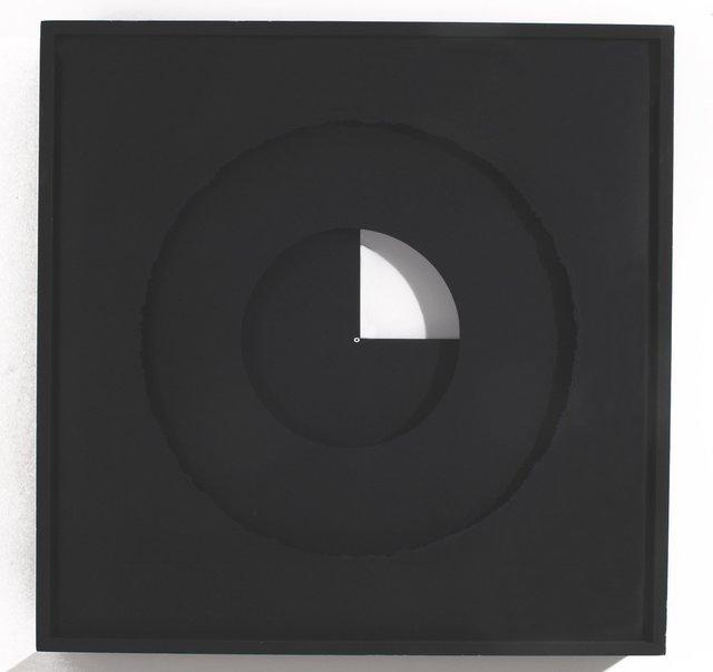 , 'Depois do Centro, da série Desenho Objeto,' 1974, Galeria Millan