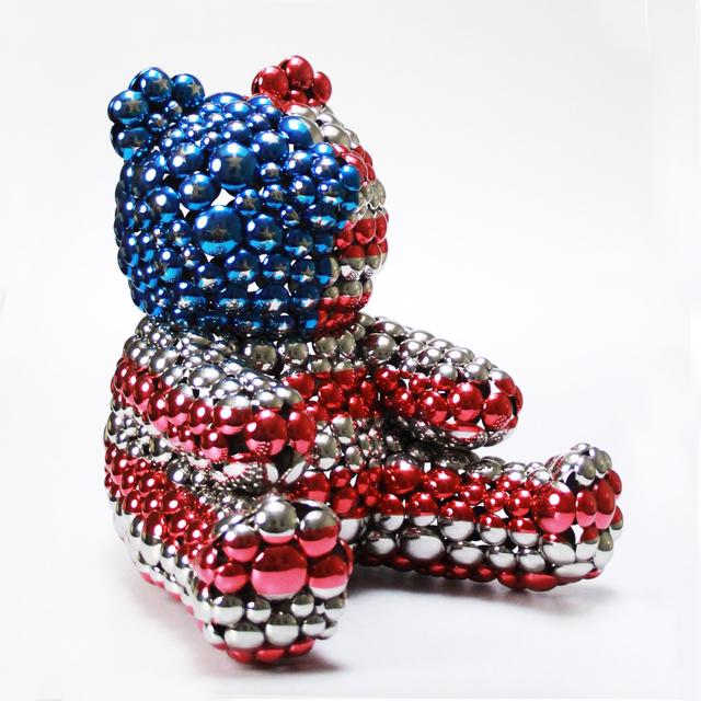 , 'USA Teddy Bear,' 2017, The Public House of Art