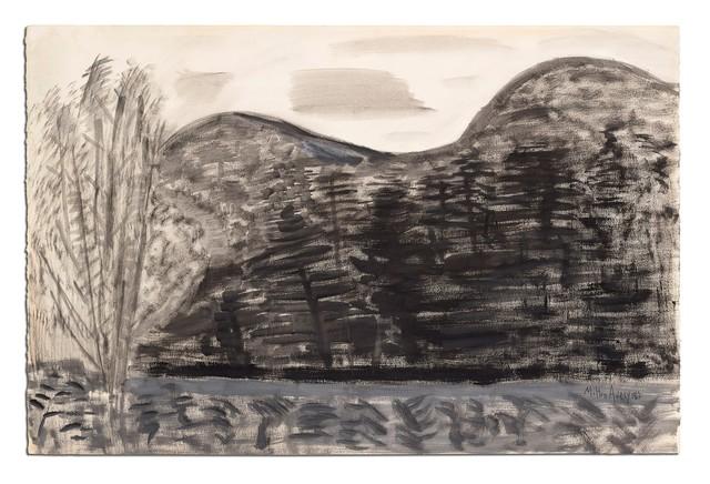 , 'Tree and Trees,' 1962, Miriam Shiell Fine Art