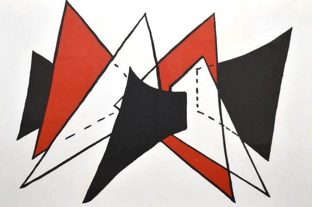 Alexander Calder, 'Stabiles', 1963, Georgetown Frame Shoppe