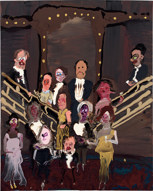 Genieve Figgis, 'Group Portrait on the Stairs', 2018, Phillips