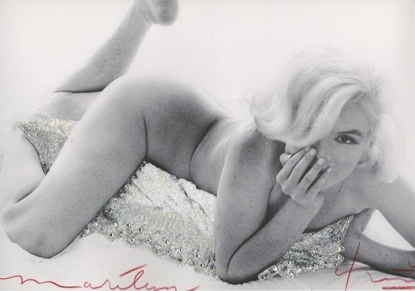 Bert Stern, 'Marilyn Monroe. Baby Nude', 2011, Kunzt Gallery
