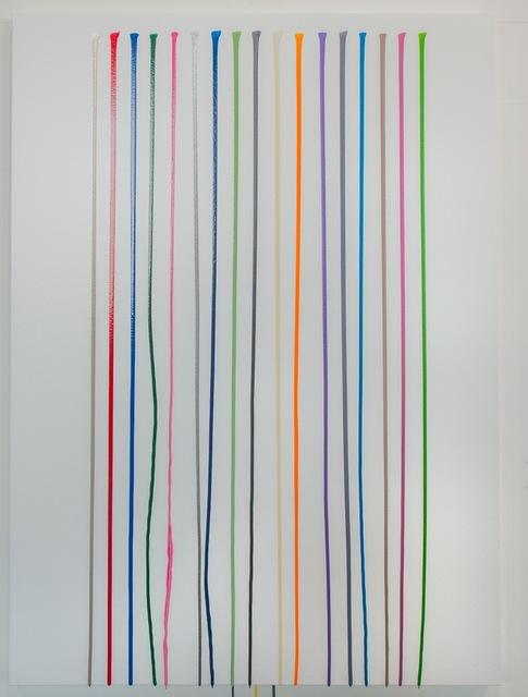 , 'Splash of Grenadine,' 2016, Elizabeth Houston Gallery
