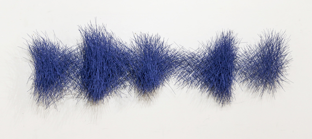 , 'Periwinkle Wall Cloud,' 2018, Beatriz Esguerra Art