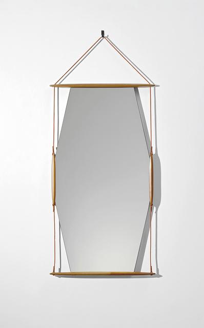 Ico Parisi, ''Paraggi' hanging mirror', circa 1958, Phillips
