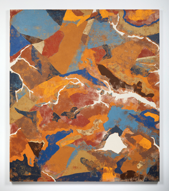 , 'Landscape Painting,' 2016, Ever Gold [Projects]