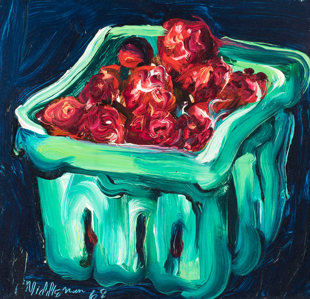 , 'Strawberries,' 1968, Allan Stone Projects