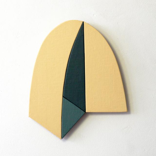 , 'Ingresso,' 2015, Galerie Bart