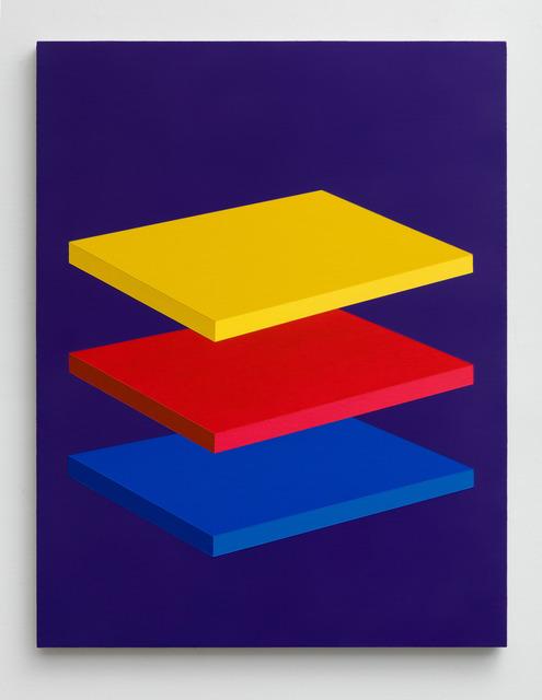 , 'Untitled (4Bacabs),' 2016, Meessen De Clercq