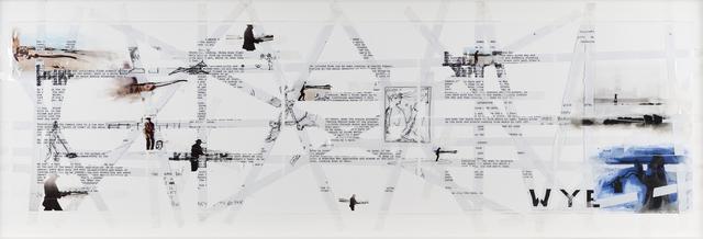 Mikhael Subotzky, 'Sticky-tape Transfer 32', 2017, Goodman Gallery