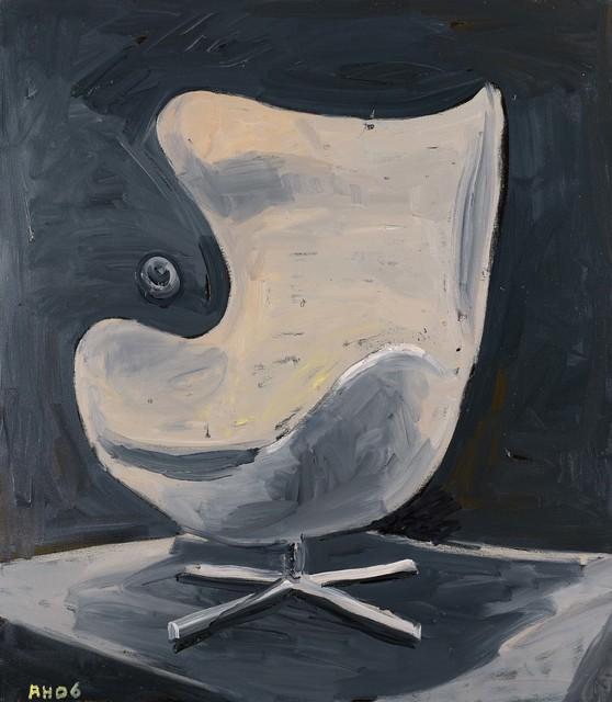 Anton Henning, 'Portrait No. 74 (AH 2006-016)', 2006, Painting, Oil on canvas, Van Ham