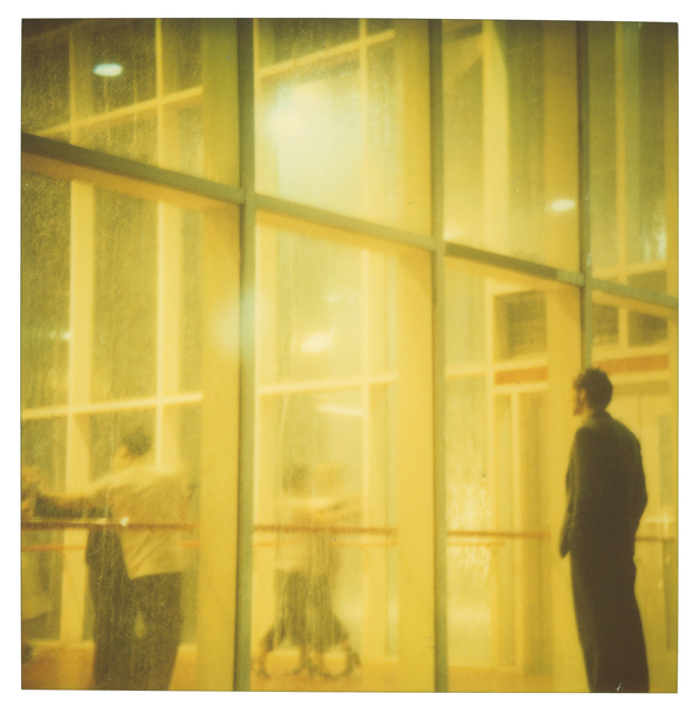 Stefanie Schneider, 'Henry watching Athena dance II (Stay)', 2006, Instantdreams