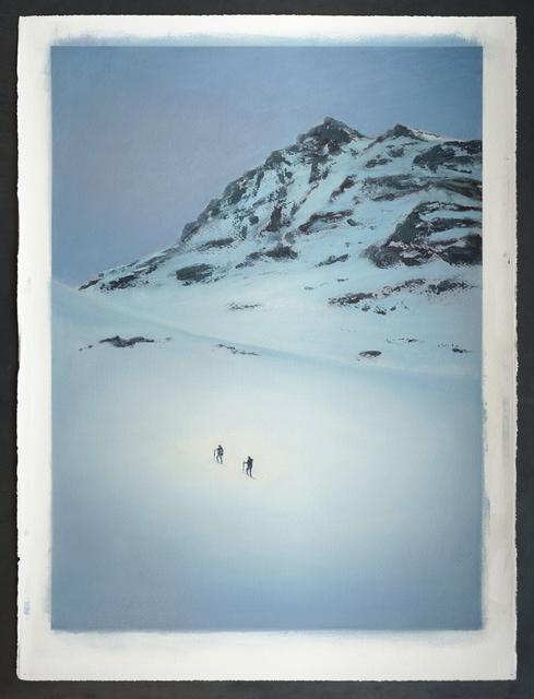 , 'Man Caught in a Perpetual Climb,' 2017, Nohra Haime Gallery