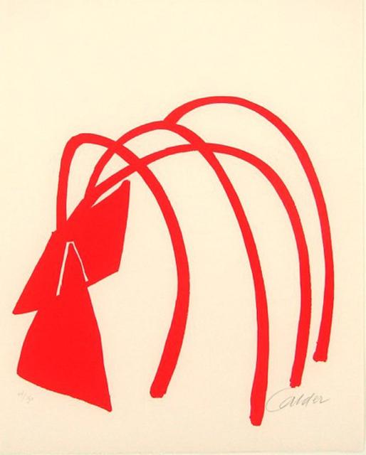 Alexander Calder, 'Four Arches', 1974, Kunzt Gallery
