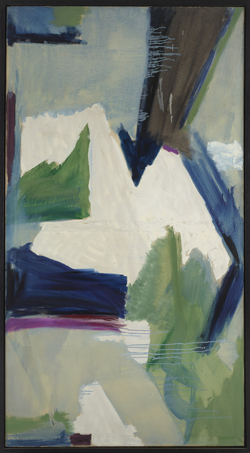 , 'Abstraction 1954,' 1954, Berry Campbell Gallery
