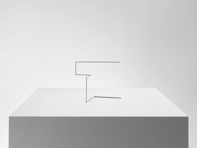, 'Raumplastik,' 1950, Dierking