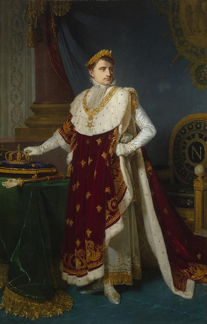 , 'Official Portrait of Emperor Napoléon I ,' 1808, M.S. Rau Antiques