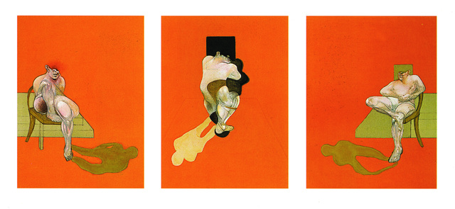 Francis Bacon, 'Triptych 1983', 1984, Marlborough Graphics