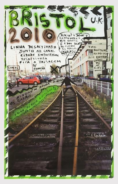 , 'Railways - Bristol,' 2010, Múrias Centeno