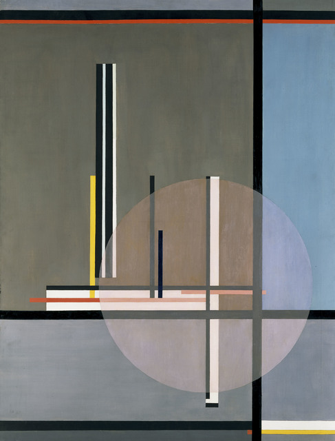 , 'LIS,' 1922, Art Institute of Chicago