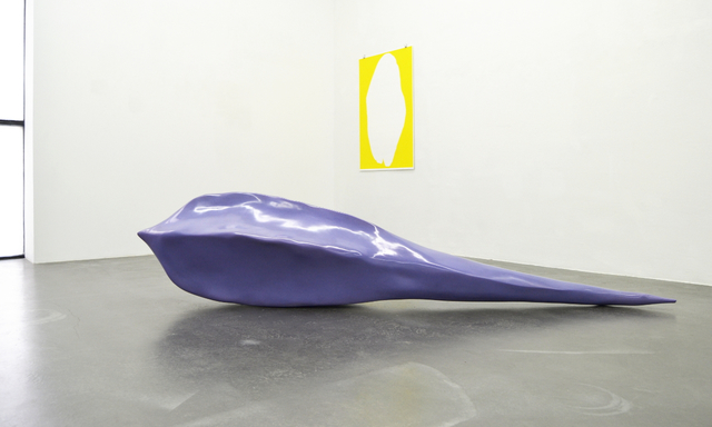 , 'Form (violett),' 2016, Sebastian Fath Contemporary