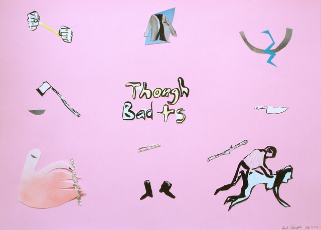 , 'Bad thoughts,' 2013, Laroche/Joncas