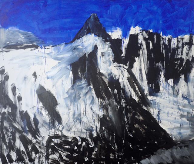 , 'Großglockner,' 2016, Galerie nächst St. Stephan Rosemarie Schwarzwälder