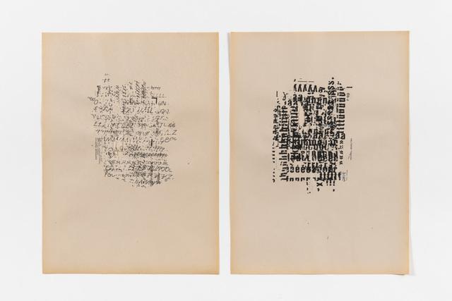 Carla Chaim, 'Impressões', 2019, LAMB Arts