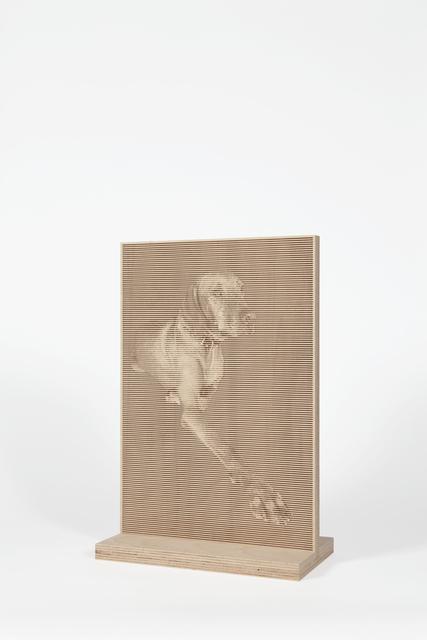 , 'Dog n°1,' 2016, Andréhn-Schiptjenko