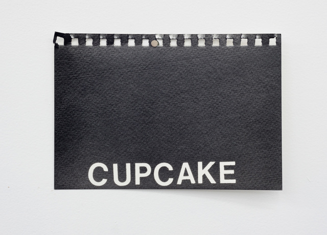 , 'Cupcake,' 2016, Wil Aballe Art Projects | WAAP