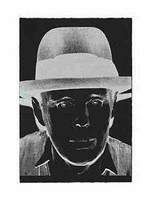 Andy Warhol, 'Joseph Beuys', 1980, Vertu Fine Art