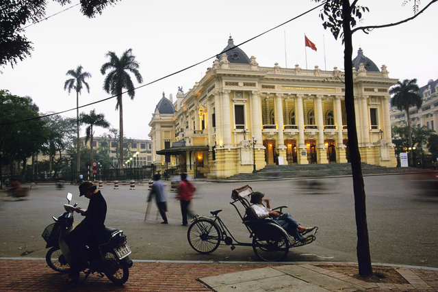 , 'Hanoi Opera House,' 2000, Art Vietnam Gallery
