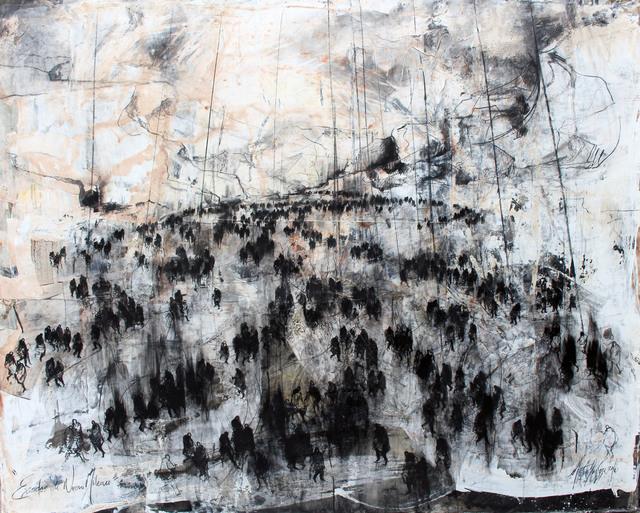 , 'Series: Éxodos de Nuevo Milenio ,' 2016, Victor Lope Arte Contemporaneo