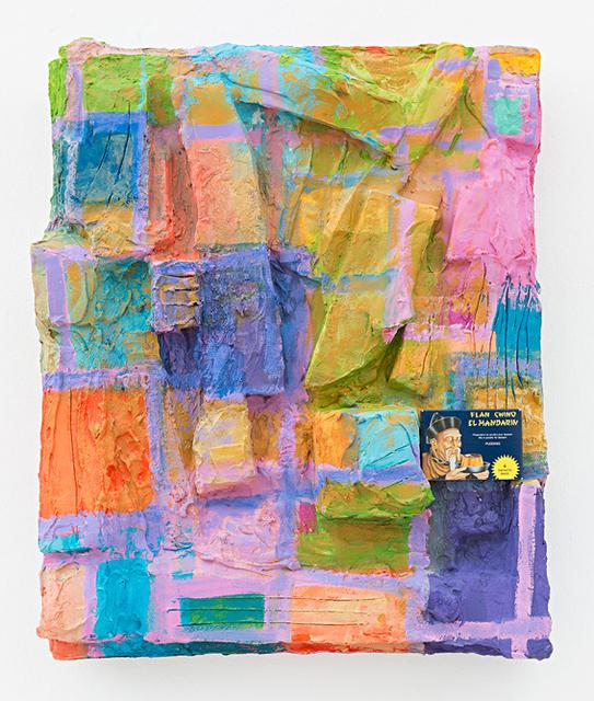 , 'Flan Chino El Mandarin,' 2014, Galerie Meyer Kainer
