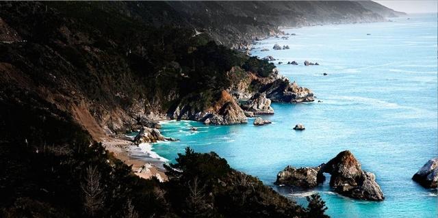 David Drebin, 'The Blue Sea', Art Angels