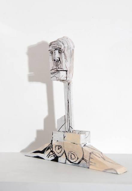 , 'Viejita pechos de miel,' 2010, Galerie Claire Corcia