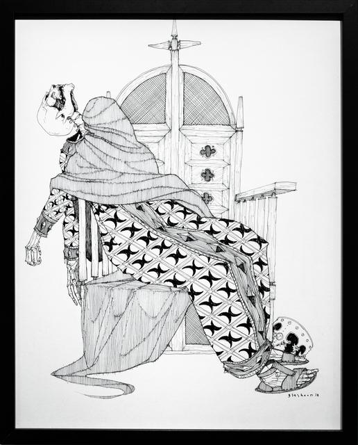 , 'Dead King 12 [16th Century English Lord],' 2018, Paradigm Gallery + Studio