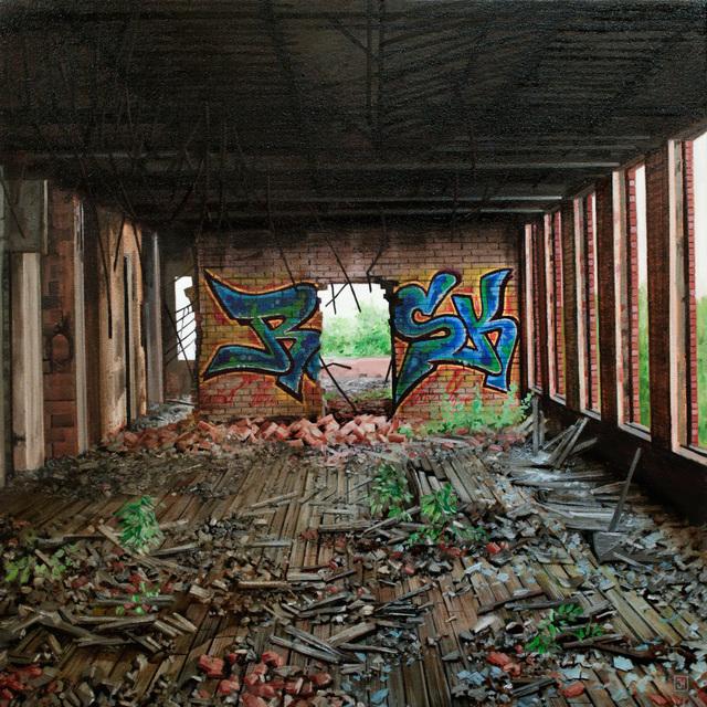 , 'RISK,' 2015, Paradigm Gallery + Studio
