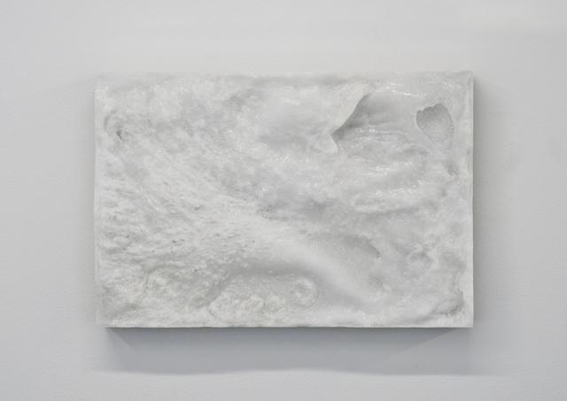 , 'Dans la mesure du saisissable (tentative n°4),' 2015, 22,48m2