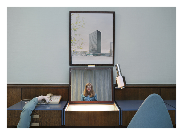 , 'The Receptionist,' 2013, Galerie XII