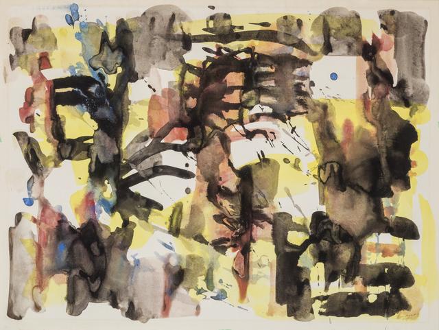 , 'Sans-Titre,' 1954, Canadian Fine Arts