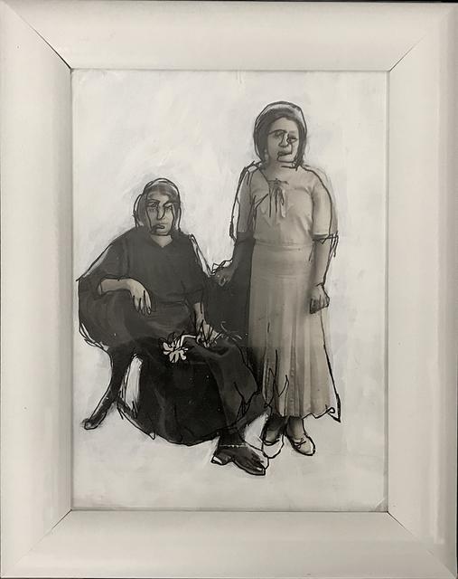 Johnny Thornton, 'Untitled Couple', 2019, Gagné Contemporary