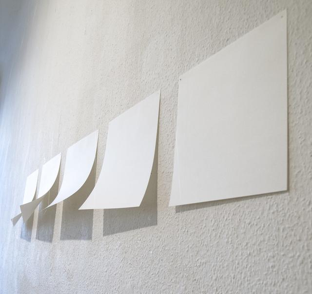 , ' Lufthauch oder die fragile Logik des Ensembles,' 2011, Mazzoli