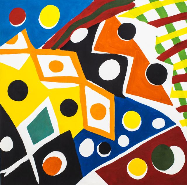 , 'Mil Dedos,' 1988, Rosamund Felsen Gallery