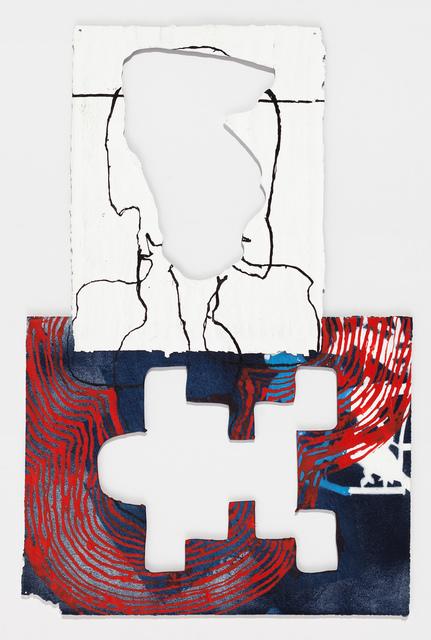 , 'Virtual Artifacts: Rudiments,' 2016, Sears-Peyton Gallery