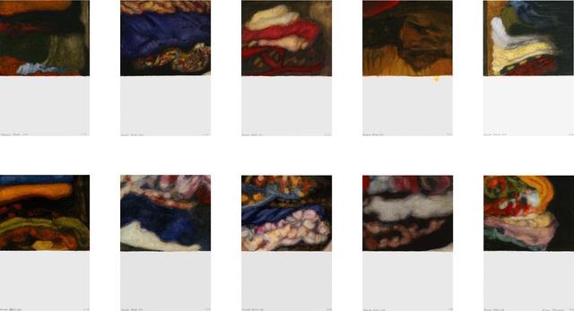 , 'Deeper Dark,' 2011, PIFO Gallery