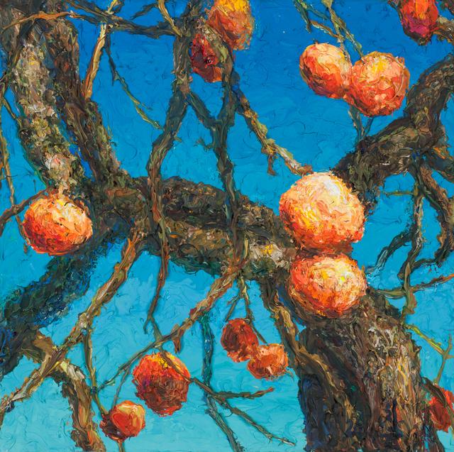 , 'Persimmon,' 2014, Arario Gallery